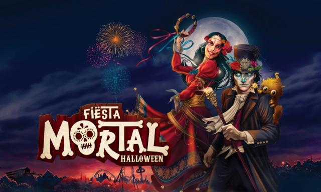 Halloween Pretparken Nederland.Durf Jij Naar Het Halloween Van Bellewaerde Pretparken Be