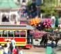 Picture of Horse-Drawn Streetcars